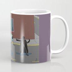 Darth Vader traffic Mug