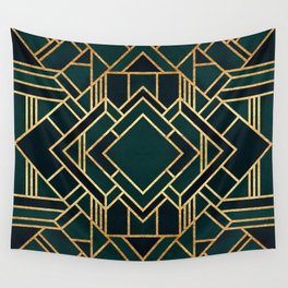 Art Deco 2 Wall Tapestry