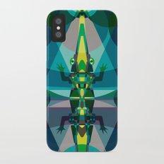 Crocodile Slim Case iPhone X