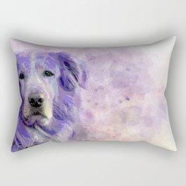 Dog 140 Rectangular Pillow
