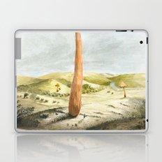 Mushland - Watercolors Laptop & iPad Skin