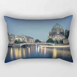 Berliner Dom 2. Rectangular Pillow