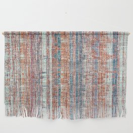 Abstract background textile Wall Hanging