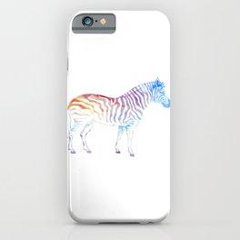 Horse Pony Riding Friesian Haflinger Zebra Gift iPhone Case