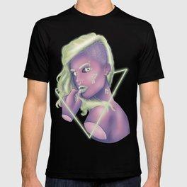 Mint Green Punk T-shirt