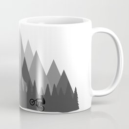 MTB Trailz Coffee Mug