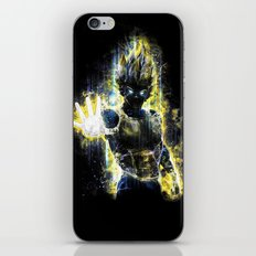 The Prince of all fighters iPhone & iPod Skin