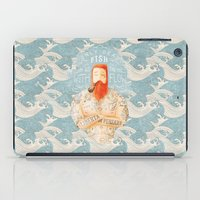 sea iPad Cases featuring Sailor by Seaside Spirit