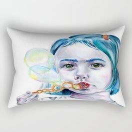 Up Into The Air Rectangular Pillow