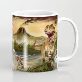 Predator Dinosaurs Coffee Mug