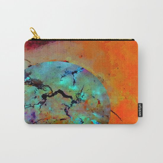 Cool and Confident Carry-All Pouch