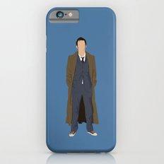 David Tennant as Dr Who iPhone 6 Slim Case