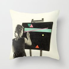I'll Show You Things You've Never Seen Throw Pillow