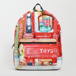 Toys Gifts Games Winter Backpack