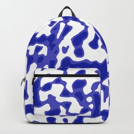 Bright Abstract Camo Pattern Backpack