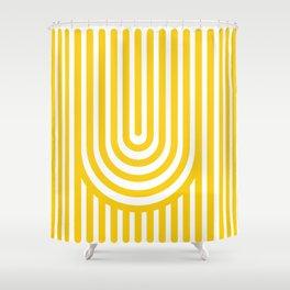 U, Shower Curtain