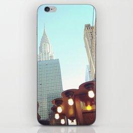 New York iPhone Skin