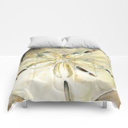 Dollar in the Sand Comforters
