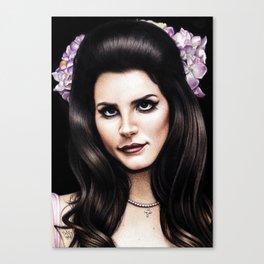 Ultraviolence Canvas Print