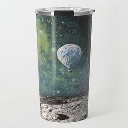FLOATING THROUGH SPACE Travel Mug