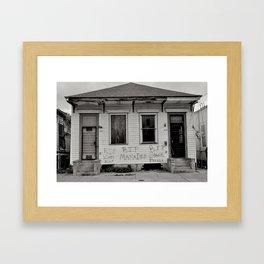 RIP Mama Dee - New Orleans, Louisiana Framed Art Print