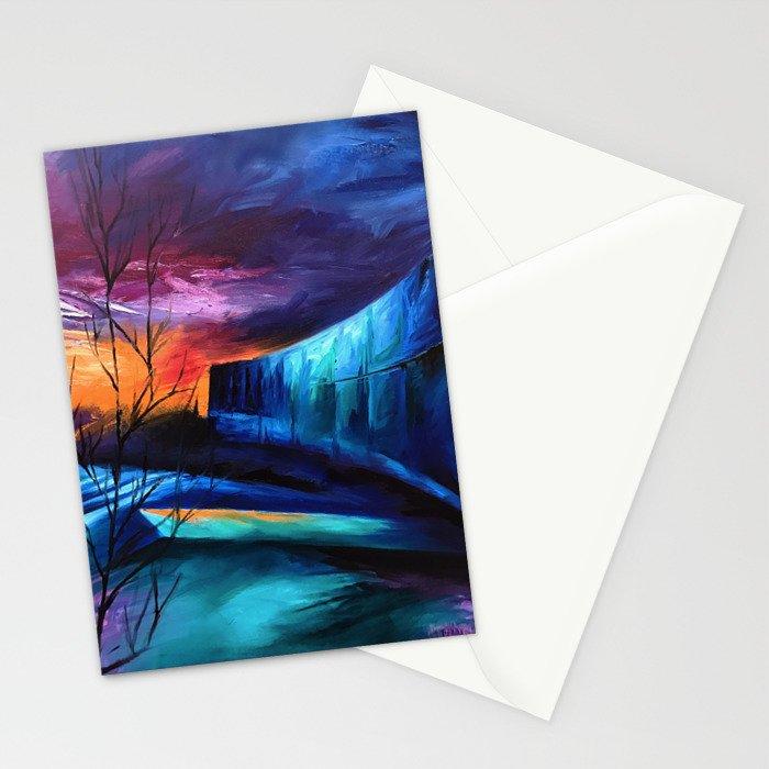 """""""KTSA"""" Painting Stationery Cards"""