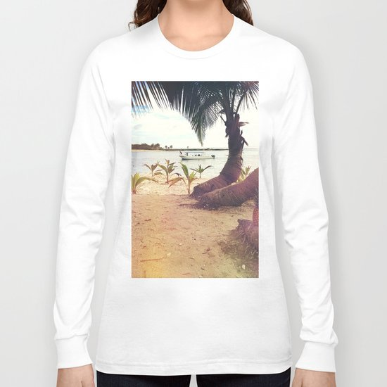 Tropical Wish Long Sleeve T-shirt