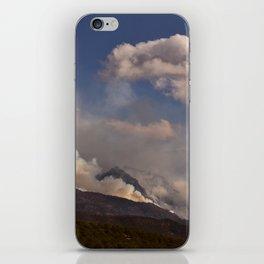 Cedar City Forest Fire - I iPhone Skin