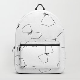 We Are Free - Butterfly Illustration Backpack
