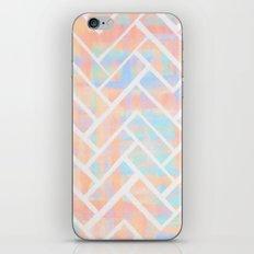 Chevroni Beach iPhone & iPod Skin