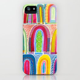 Arches Study #2 iPhone Case