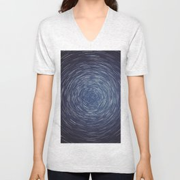 Center of the Axis Unisex V-Neck