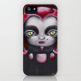 Angelique iPhone Case