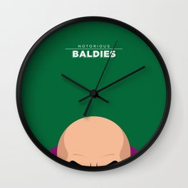 Lex Luthor Wall Clock