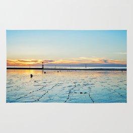 Sunset on the Horizon III Rug