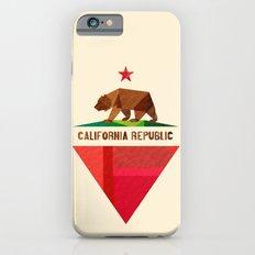 California 2 (rectangular version) Slim Case iPhone 6s