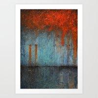 TINCTURE (2014) Art Print
