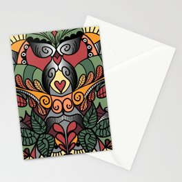 The Deep End Stationery Cards