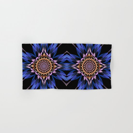Petals burst Hand & Bath Towel