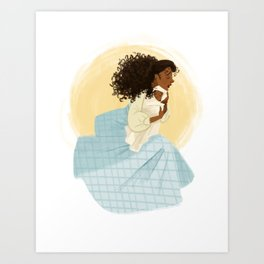 Your Daddy's Son Art Print