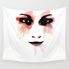 Looking to my eyes Wall Tapestry