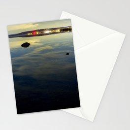 Glass lake Stationery Cards