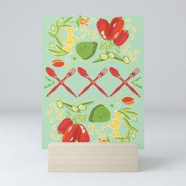 Cucina Italiana Mini Art Print
