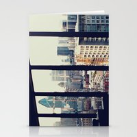 montreal Stationery Cards featuring MONTREAL by Caitlin Aboud