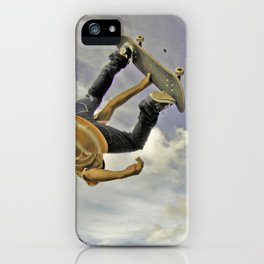 Surf Photography:Add water iPhone Case