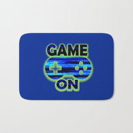 Game On Bath Mat