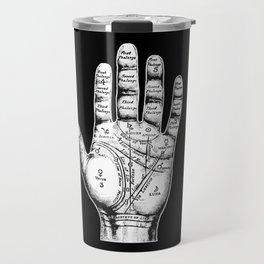 Palm Reading Travel Mug