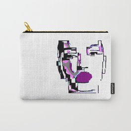 Android Pixelated Carry-All Pouch