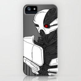 ULTRACRASH 1 iPhone Case