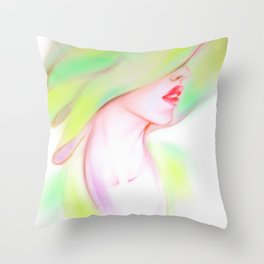Samantha Throw Pillow